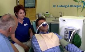 Quelle: Zahnarztpraxis Dr. Ludwig & Kollegen_Erklär-Video Lachgas